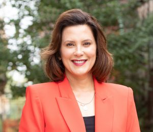 Gretchen Whitmer portrait